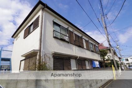 東京都三鷹市、吉祥寺駅バス15分三鷹高校前下車後徒歩2分の築32年 2階建の賃貸アパート