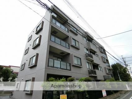 東京都府中市、府中本町駅徒歩16分の築19年 4階建の賃貸マンション