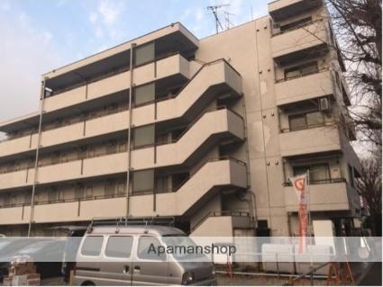 東京都府中市、白糸台駅徒歩18分の築32年 5階建の賃貸マンション