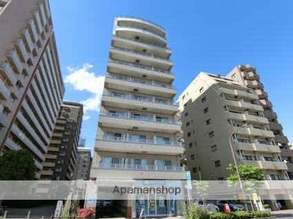 東京都府中市、府中本町駅徒歩12分の築9年 12階建の賃貸マンション