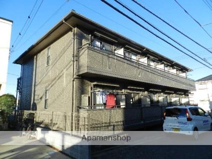 東京都三鷹市、仙川駅徒歩24分の築13年 2階建の賃貸アパート