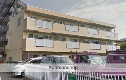 東京都三鷹市、吉祥寺駅バス18分吉祥寺行下車後徒歩1分の築22年 3階建の賃貸マンション