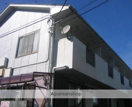 東京都調布市、仙川駅徒歩7分の築25年 2階建の賃貸アパート