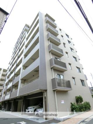 東京都府中市、分倍河原駅徒歩13分の築5年 10階建の賃貸マンション