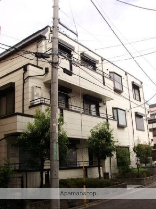 東京都世田谷区、芦花公園駅徒歩23分の築20年 3階建の賃貸マンション