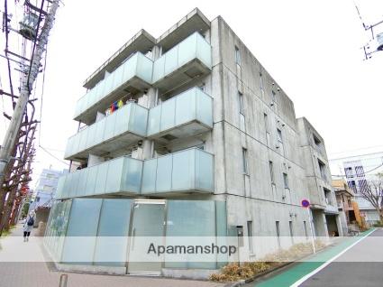 東京都府中市、府中駅徒歩10分の築15年 4階建の賃貸マンション