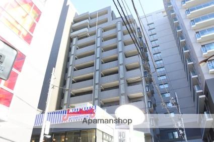 東京都調布市、布田駅徒歩9分の築18年 12階建の賃貸マンション
