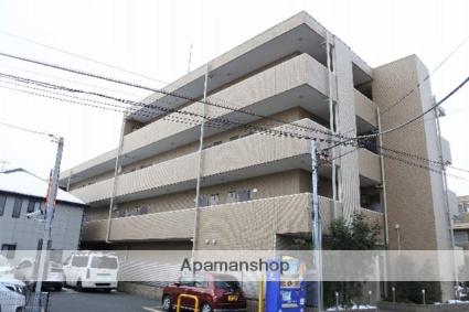 東京都調布市、調布駅徒歩16分の築2年 4階建の賃貸マンション