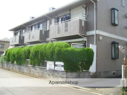東京都三鷹市、三鷹駅バス15分神代植物公園前下車後徒歩4分の築28年 2階建の賃貸アパート