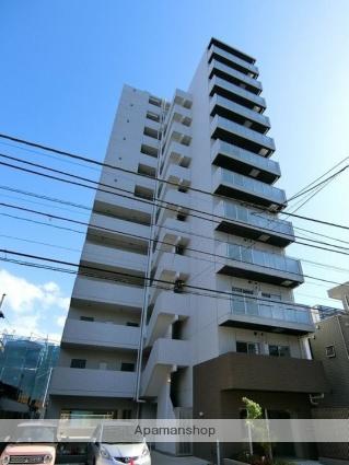 東京都府中市、多磨霊園駅徒歩16分の新築 12階建の賃貸マンション