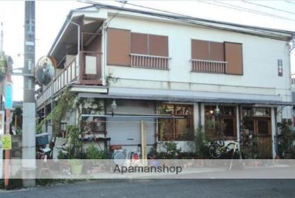 東京都調布市、布田駅徒歩9分の築35年 2階建の賃貸アパート