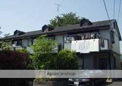 東京都三鷹市、武蔵境駅徒歩4分の築19年 2階建の賃貸テラスハウス