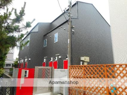 東京都狛江市、つつじヶ丘駅徒歩16分の新築 2階建の賃貸アパート