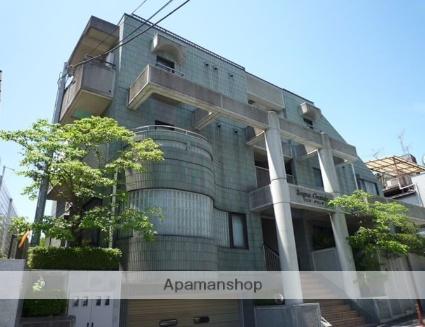 東京都調布市、仙川駅徒歩8分の築25年 3階建の賃貸マンション