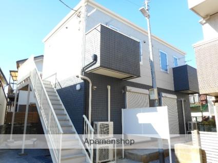 東京都調布市、布田駅徒歩15分の新築 2階建の賃貸アパート