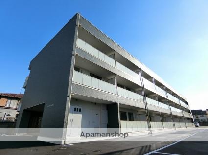 東京都府中市、多磨駅徒歩9分の新築 3階建の賃貸マンション