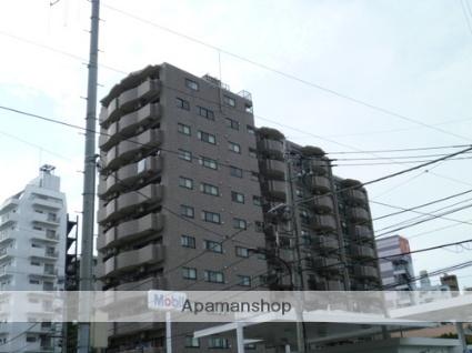 東京都府中市、多磨霊園駅徒歩14分の築21年 11階建の賃貸マンション