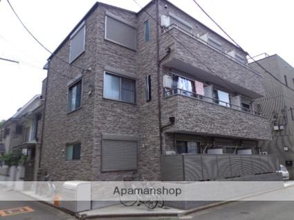 東京都府中市、分倍河原駅徒歩11分の築5年 3階建の賃貸マンション