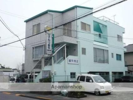 東京都三鷹市、三鷹駅バス14分野崎バス停下車後徒歩3分の築34年 3階建の賃貸マンション