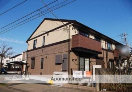 東京都府中市、多磨霊園駅徒歩12分の築5年 2階建の賃貸アパート