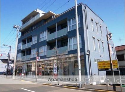 東京都調布市、千歳烏山駅徒歩20分の築5年 5階建の賃貸マンション