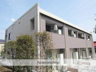 東京都府中市、多磨駅徒歩16分の築3年 2階建の賃貸アパート