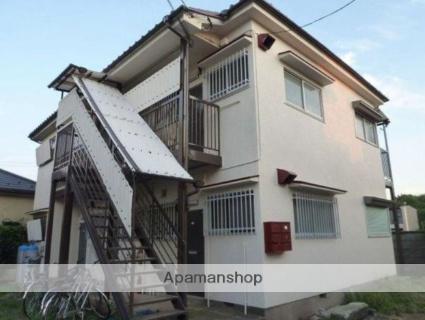 東京都三鷹市、三鷹駅バス15分大沢台小学校下車後徒歩5分の築32年 2階建の賃貸アパート