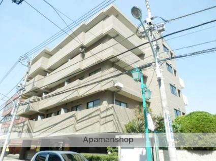 東京都調布市、国領駅徒歩5分の築18年 5階建の賃貸マンション