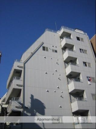 東京都調布市、仙川駅徒歩17分の築20年 7階建の賃貸マンション