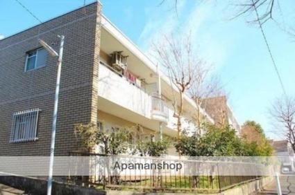 東京都調布市、つつじヶ丘駅徒歩10分の築31年 3階建の賃貸マンション