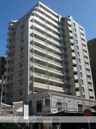 東京都府中市、府中本町駅徒歩12分の築11年 15階建の賃貸マンション
