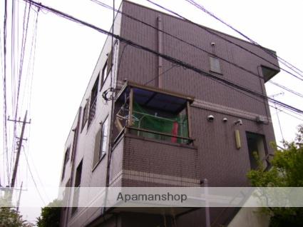 東京都三鷹市、三鷹駅バス10分新川通り下車後徒歩2分の築25年 3階建の賃貸マンション