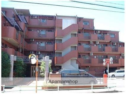 東京都調布市、千歳烏山駅徒歩24分の築20年 5階建の賃貸マンション