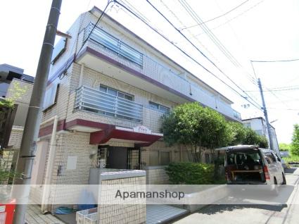 東京都府中市、中河原駅徒歩10分の築28年 3階建の賃貸マンション