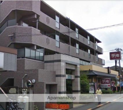 東京都三鷹市、仙川駅徒歩25分の築17年 4階建の賃貸マンション