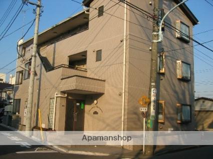東京都三鷹市、吉祥寺駅小田急バスバス20分大沢下車後徒歩4分の築24年 3階建の賃貸マンション