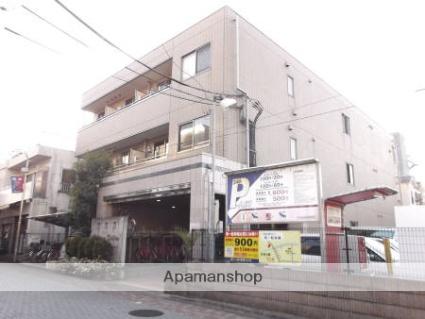 東京都府中市、府中本町駅徒歩20分の築12年 3階建の賃貸マンション