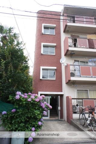 東京都世田谷区、東松原駅徒歩5分の築44年 4階建の賃貸マンション