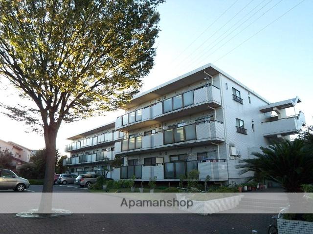 東京都杉並区、西永福駅徒歩16分の築28年 3階建の賃貸マンション