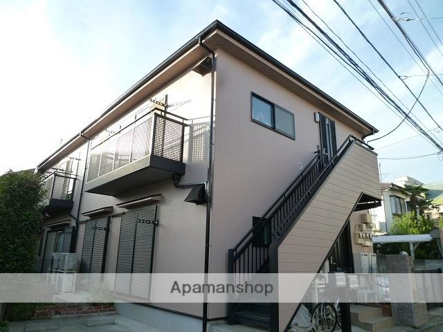 東京都杉並区、明大前駅徒歩21分の築17年 2階建の賃貸アパート