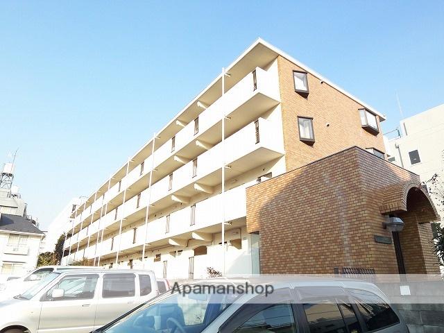 東京都杉並区、浜田山駅徒歩15分の築33年 4階建の賃貸マンション