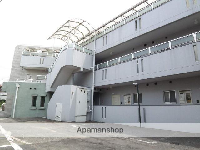 東京都杉並区、永福町駅徒歩5分の築29年 3階建の賃貸マンション