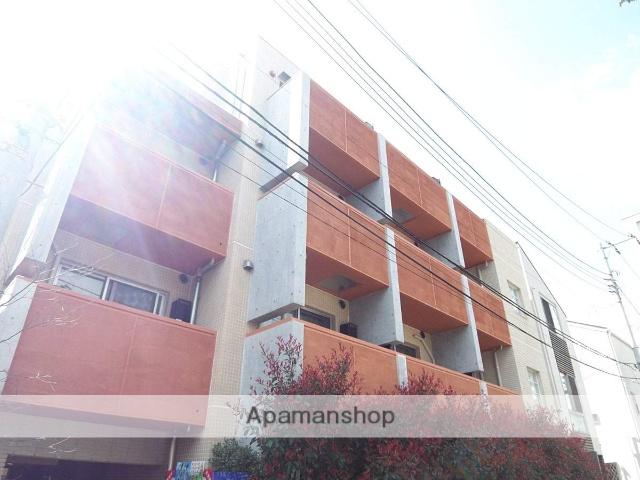 東京都杉並区、明大前駅徒歩14分の築12年 4階建の賃貸マンション