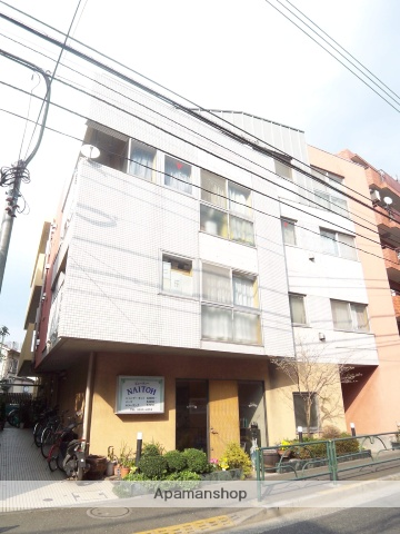 東京都杉並区、西永福駅徒歩18分の築18年 4階建の賃貸マンション