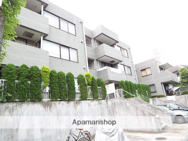 東京都杉並区、永福町駅徒歩7分の築23年 3階建の賃貸マンション