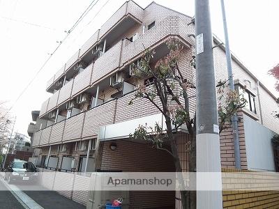 東京都世田谷区、明大前駅徒歩11分の築27年 3階建の賃貸マンション