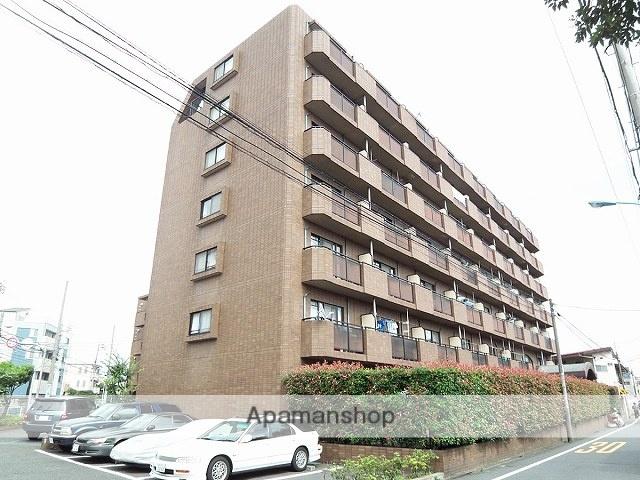 東京都杉並区、西永福駅徒歩16分の築21年 7階建の賃貸マンション