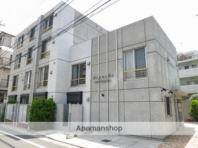 東京都杉並区、永福町駅徒歩12分の築9年 4階建の賃貸マンション