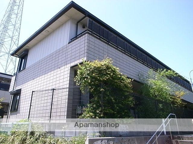 東京都杉並区、明大前駅徒歩11分の築21年 2階建の賃貸アパート
