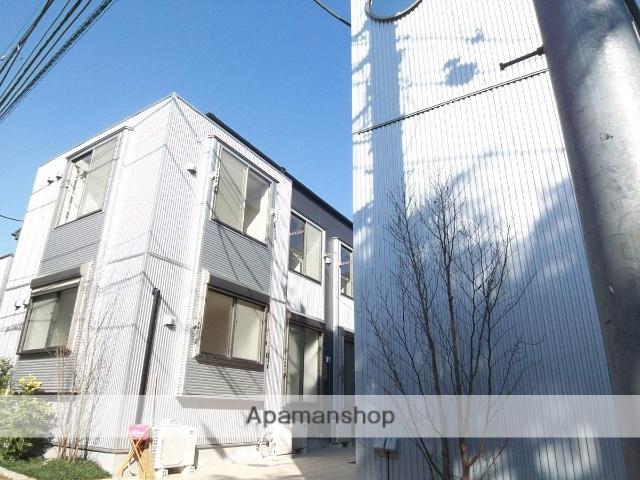 東京都世田谷区、代田橋駅徒歩17分の築10年 2階建の賃貸アパート